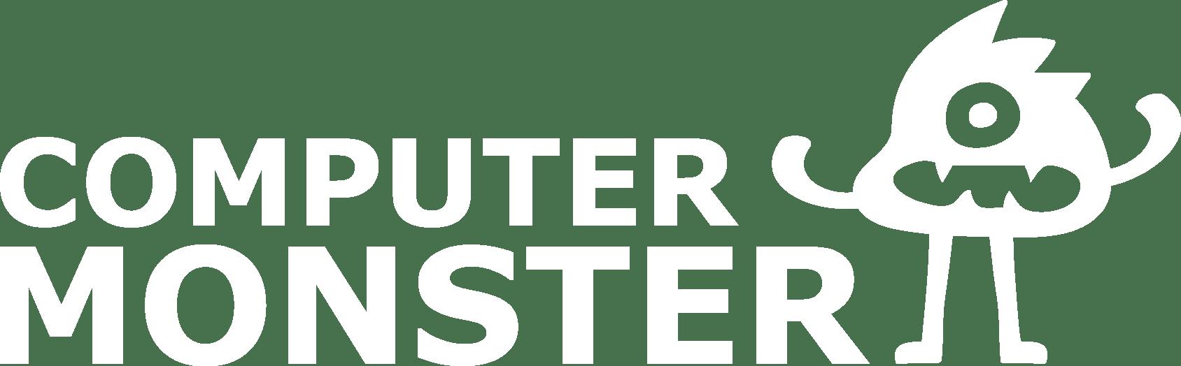 Computer Monster Logo